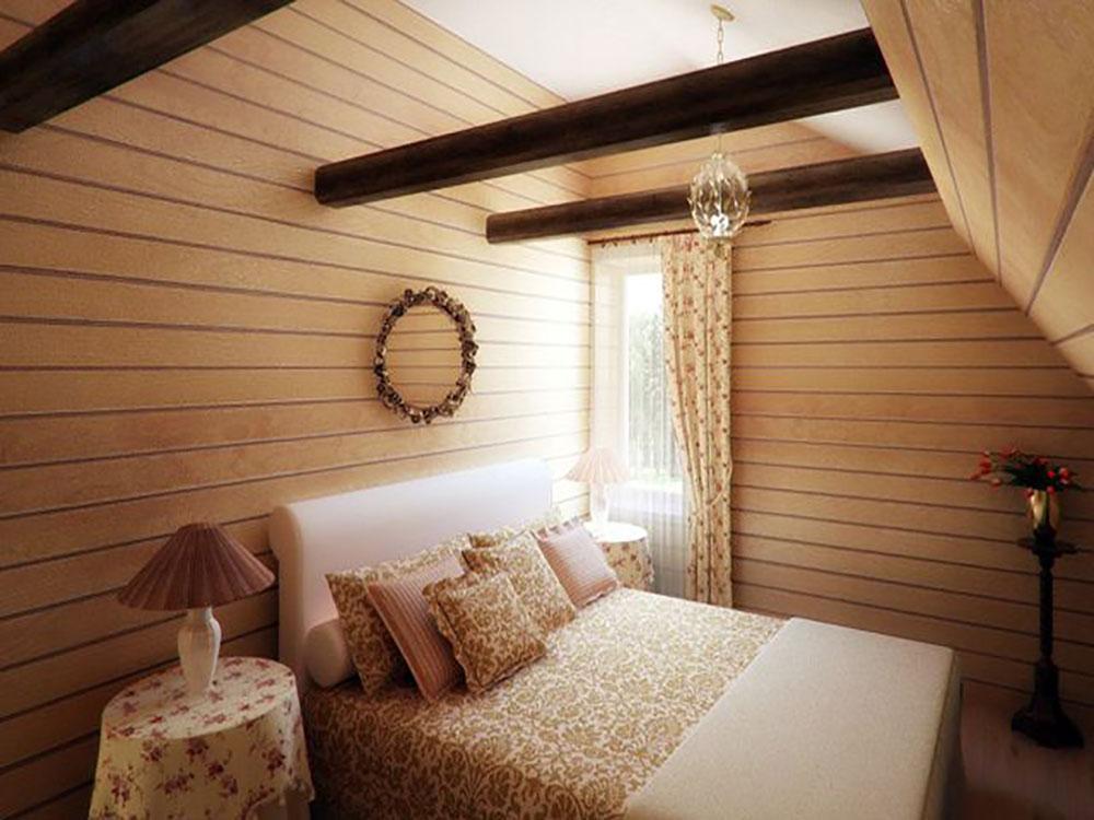Отделка вагонкой внутри дома фото идеи дизайн